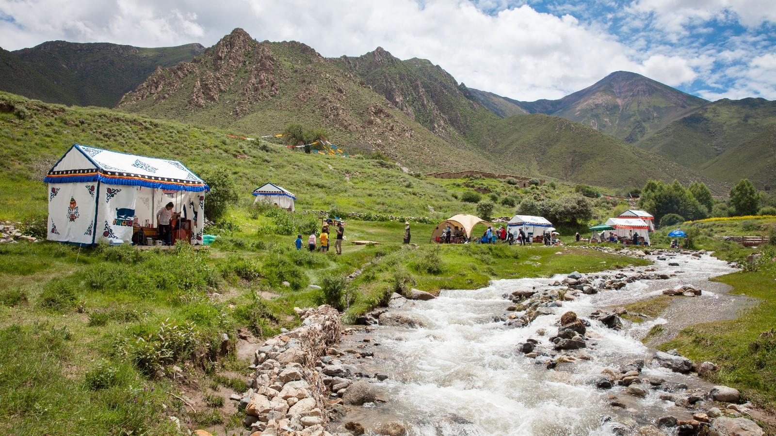 Penduduk Lokal Tibet