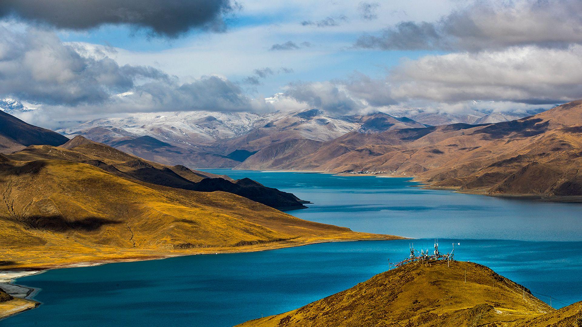 danau Yamdrok