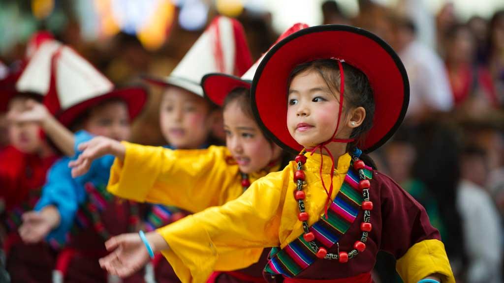 Hancurnya Budaya Asli Tibet