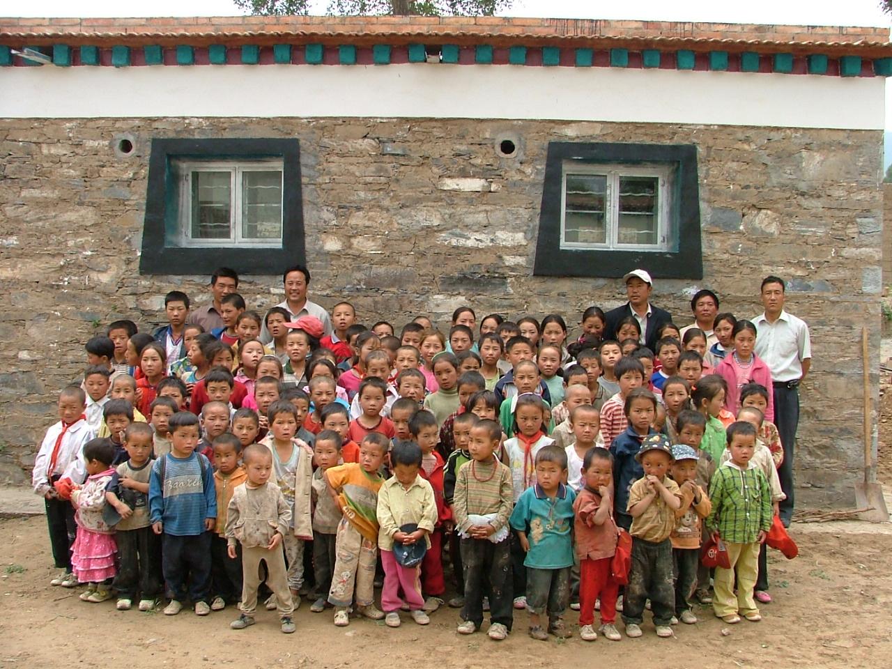 Perbaikan Sistem Pendidikan Dasar Di Tibet