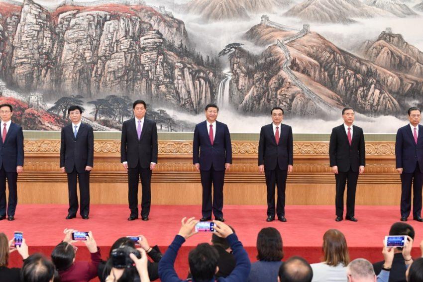 Kunjungan Politisi Tiongkok dan Politbiro ke Wilayah Tibet Timur