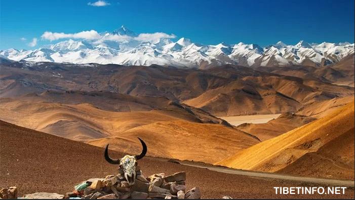 7 Puncak Gunung Terkenal Selama Menjelajahi Tibet