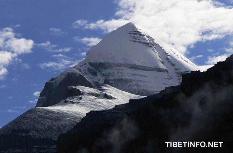 Mendaki Gunung Kailash Tibet Merupakan salah satu perjalanan darat terbesar di dunia