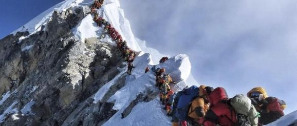 11 Tempat Berwisata di Tibet Suguhkan Pemandangan Alam Memukau