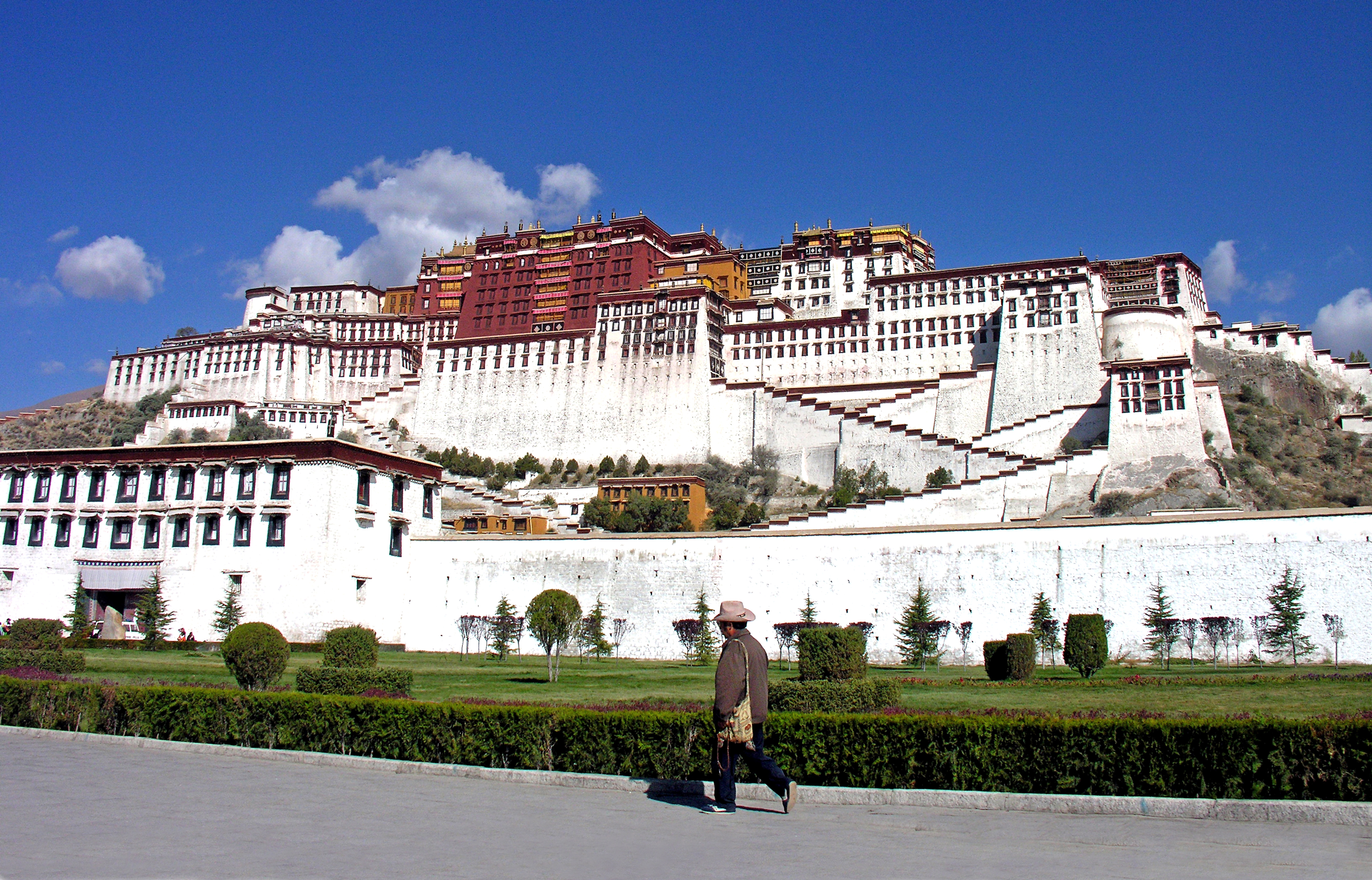 Tempat Wisata Unik Di Tibet yang Wajib Anda Kunjungi